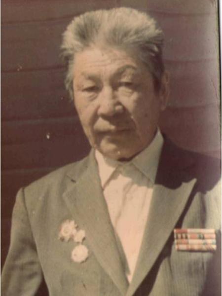 Батуев Базаргуро