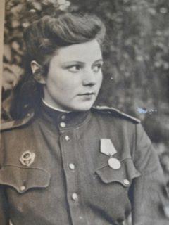 Журавлева Ольга Павловна (девичья фамилия Оводова)