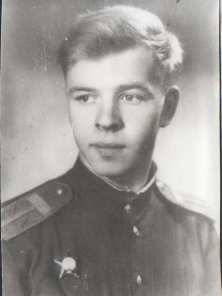 Баскаков Евгений Федорович
