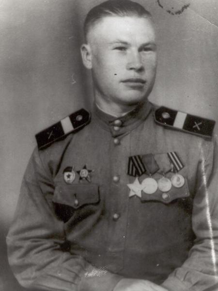 Долгов Михаил Иванович