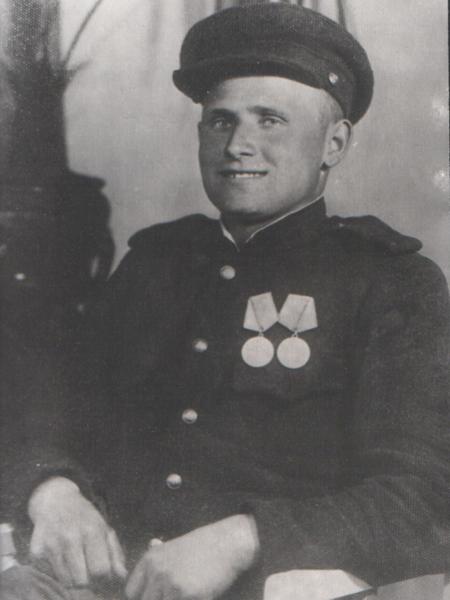 Лантушенко Яков Иванович