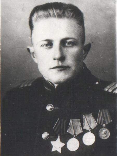 Сопельник Григорий Гордеевич
