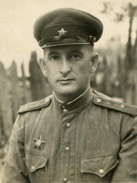Фридлянд Иосиф Бенцианович