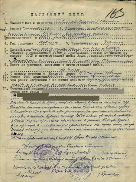 Болотный Афанасий Иванович