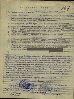 Денисенко Иван Иванович