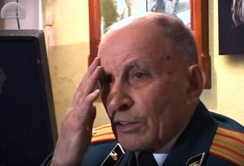 Леонтий Брандт: «Я видел ужасы Освенцима»