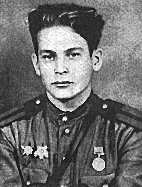 Якупов Харис Абдрахманович