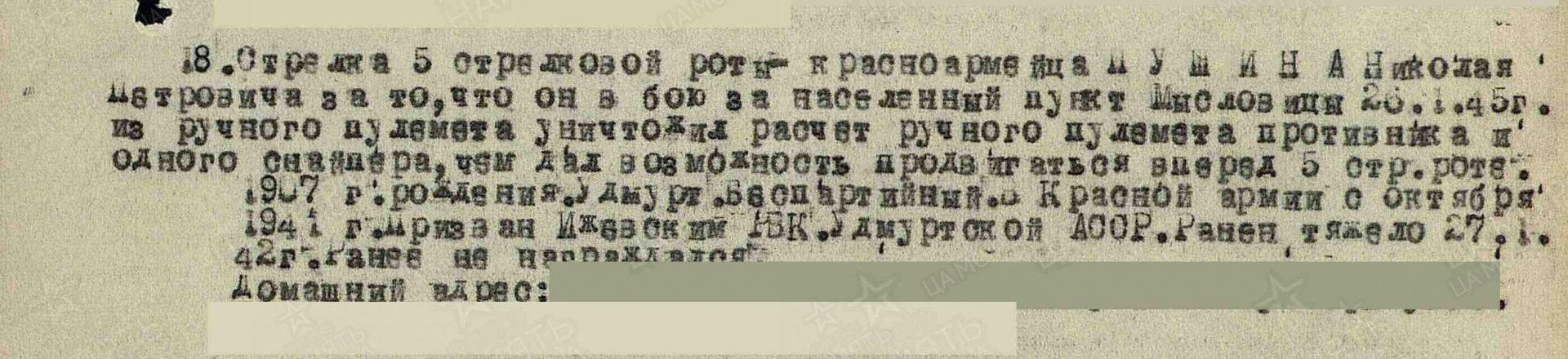 Пушин Николай Петрович