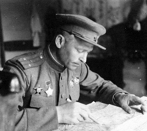 Герой Советского Союза Василий Петренко — об Аушвице