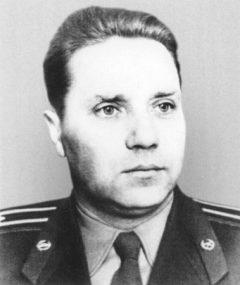 Конев Фёдор Тимофеевич