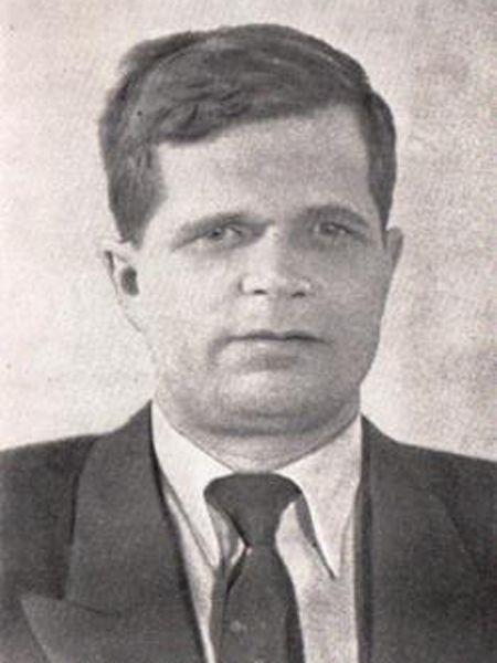 Крушинский Сергей Константинович