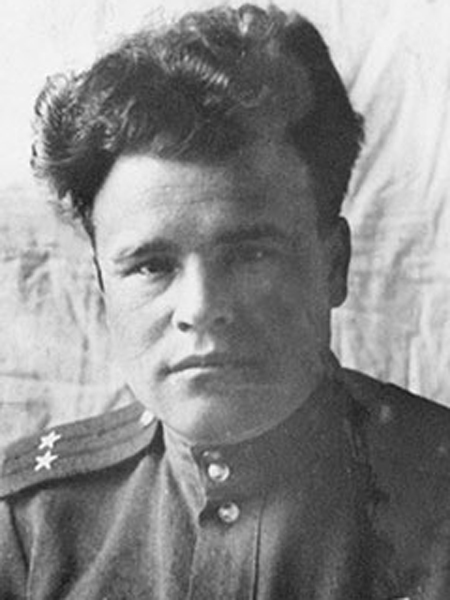 Лушников Алексей Максимович