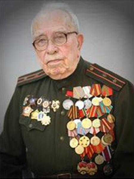 Спивак Бениамин (Вениамин) Аронович