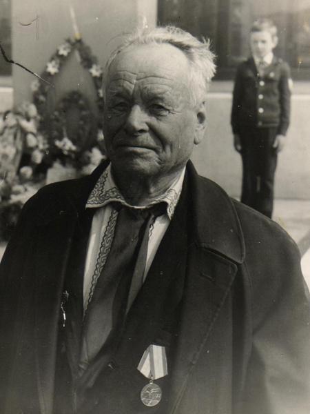 Мокрушин  Алексей Прохорович