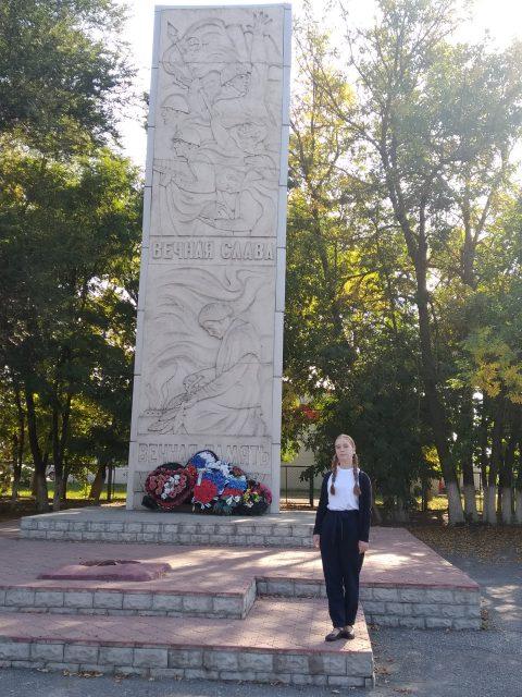 Освободитель из Самойловки